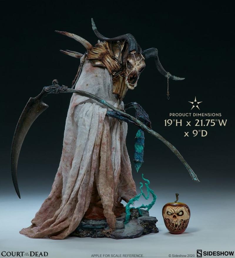 Court of the Dead - Shieve the Pathfinder Premium Format Statue | Merchandise
