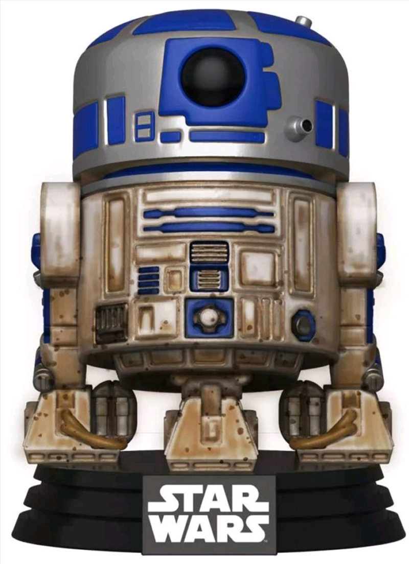 Star Wars - R2-D2 (Dagobah) US Exclusive Pop! Vinyl [RS] | Pop Vinyl