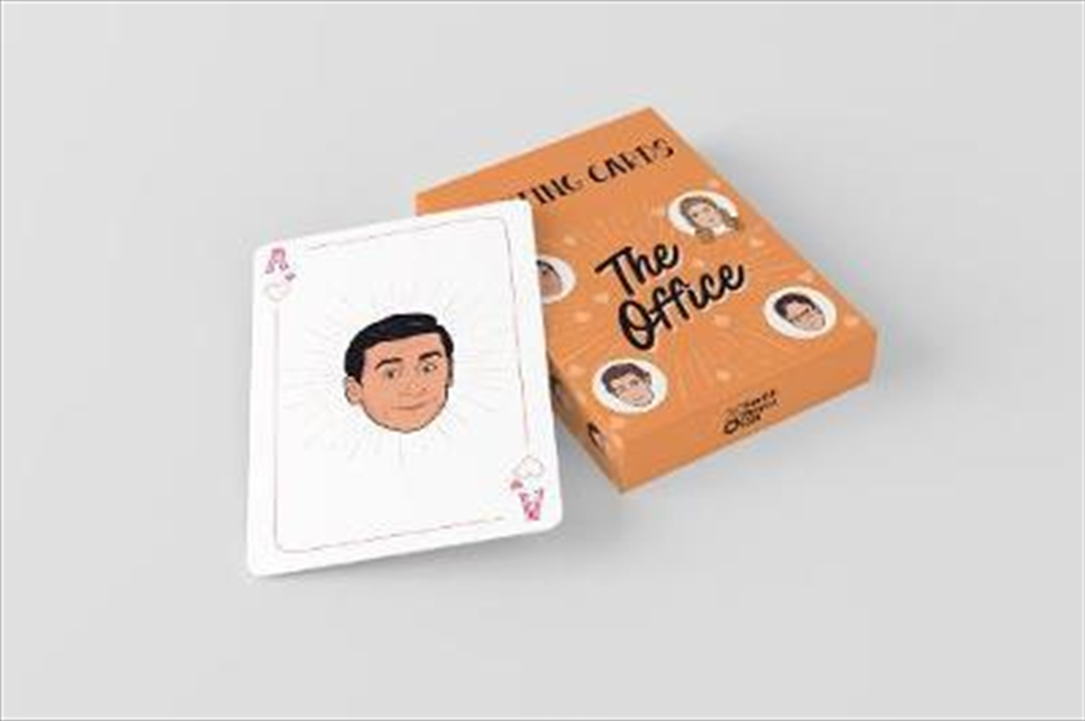 Office Playing Cards | Merchandise