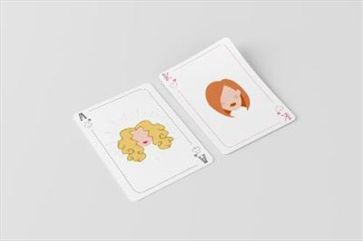 Sex and the City Playing Cards | Merchandise
