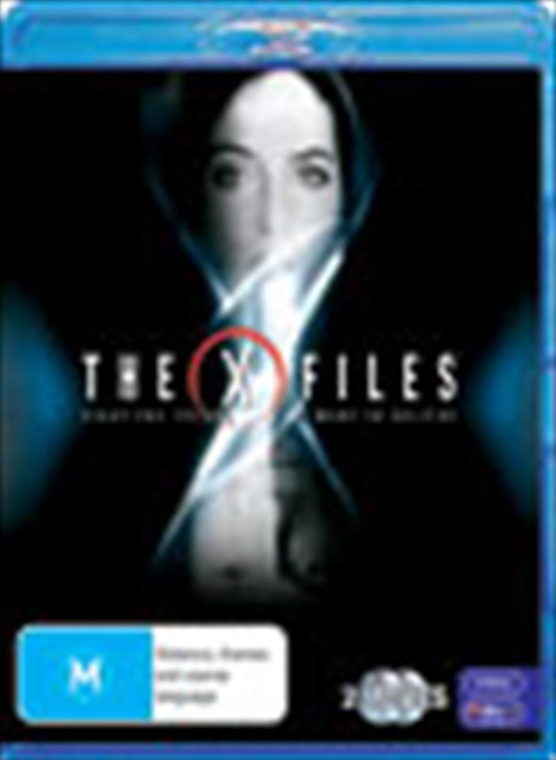 X-Files Movie / X-Files: I Want To Believe   Blu-ray