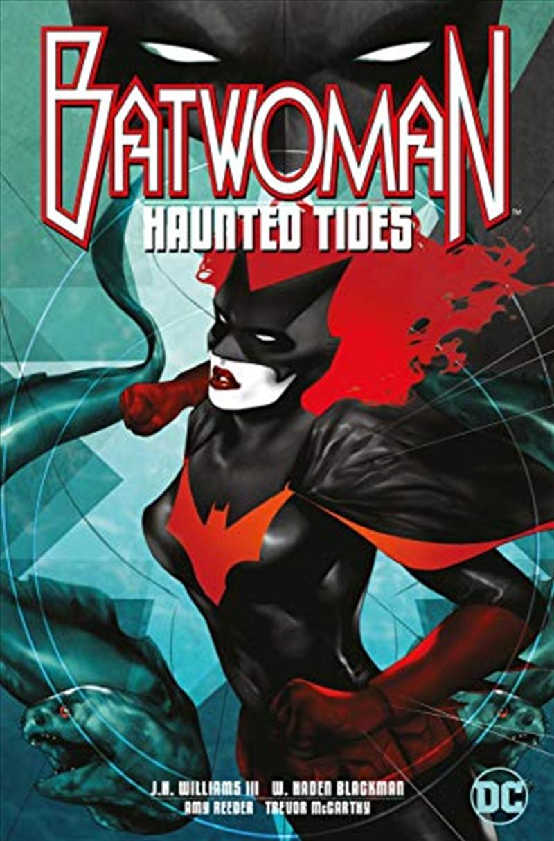 Batwoman: Haunted Tides | Paperback Book