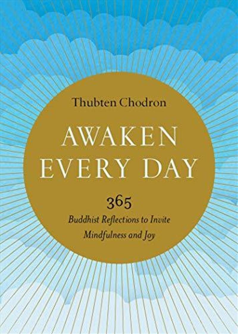 Awaken Every Day   Paperback Book