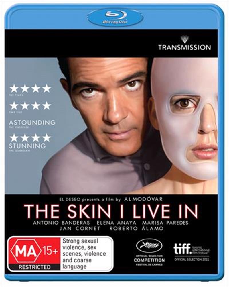 Skin I Live In, The | Blu-ray