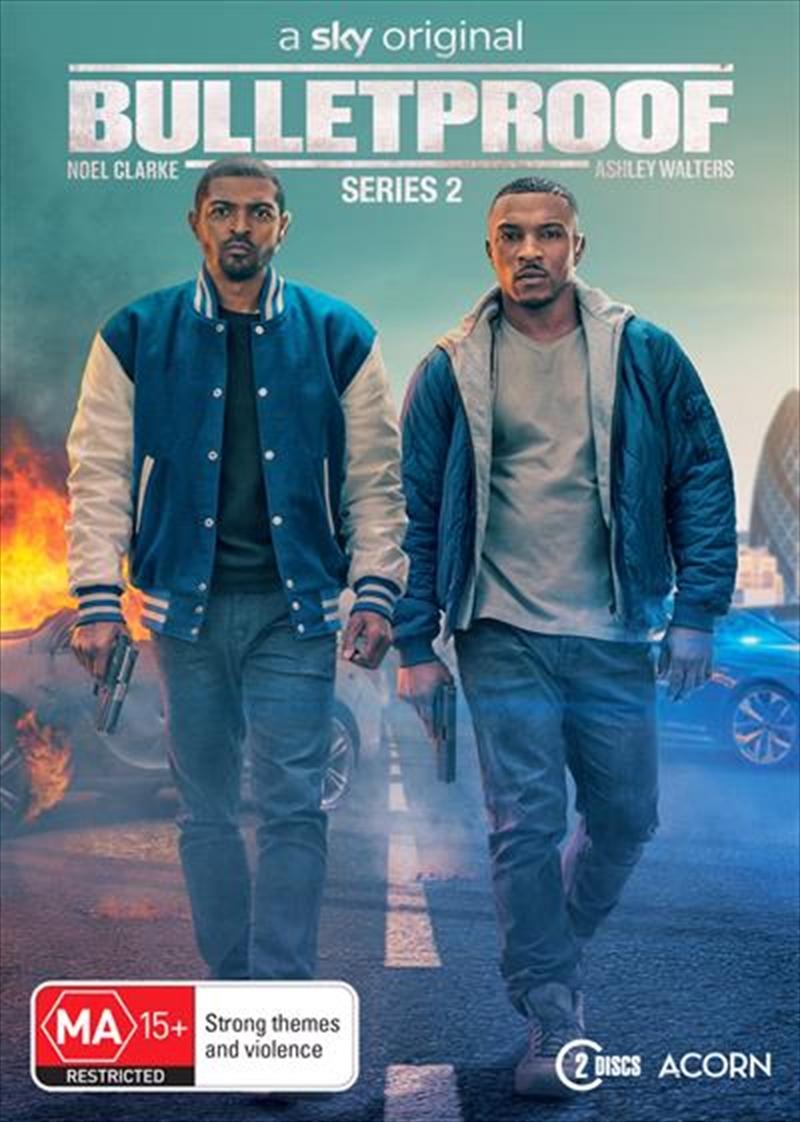 Bulletproof - Series 2 | DVD