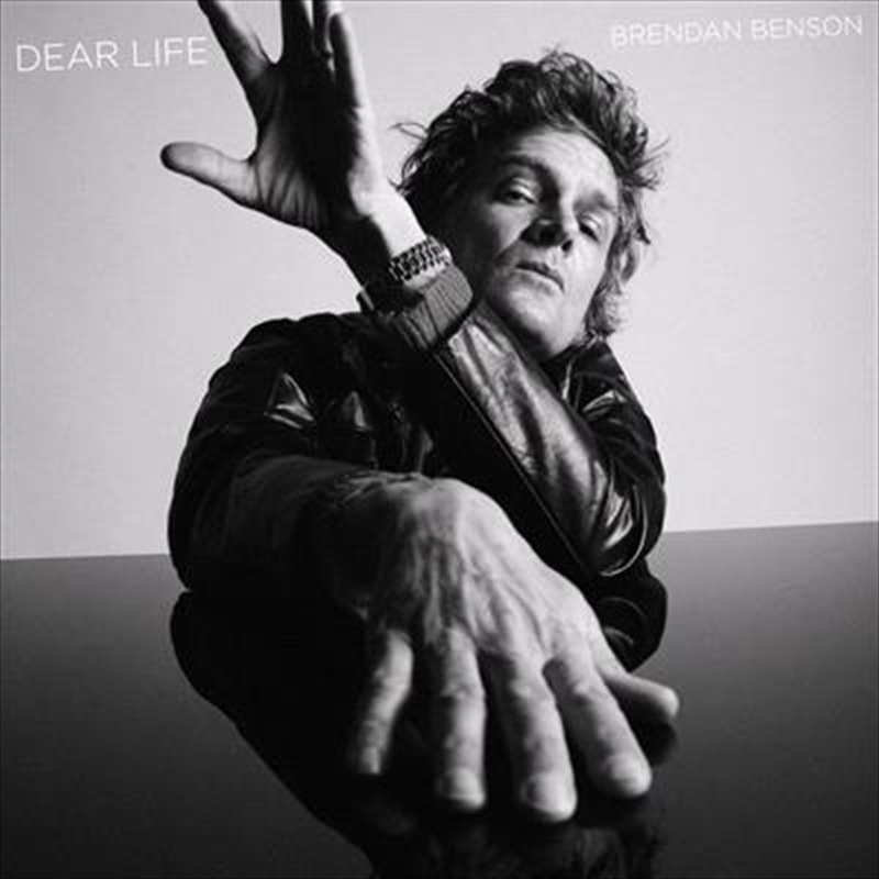 Dear Life - Limited Edition Transparent Pink Coloured Vinyl | Vinyl