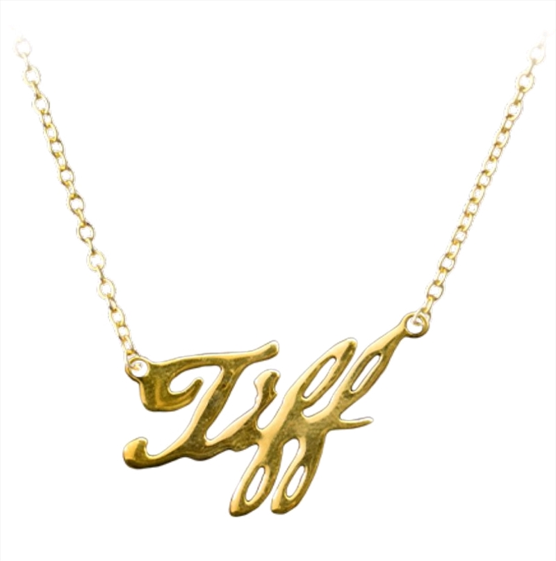 Child's Play - Tiffany 18K Gold Necklace Replica | Apparel