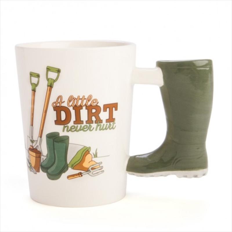 Gumboot Garden Mug | Merchandise