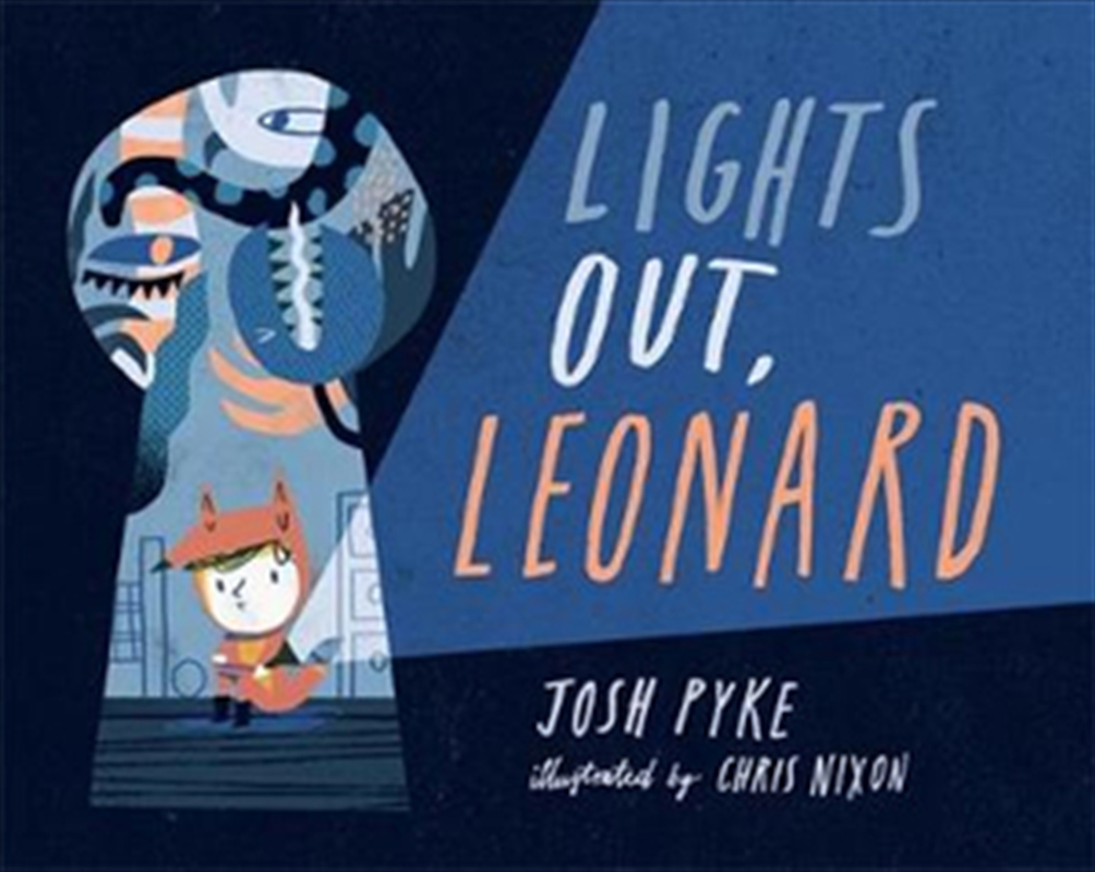 Lights Out Leonard | Hardback Book