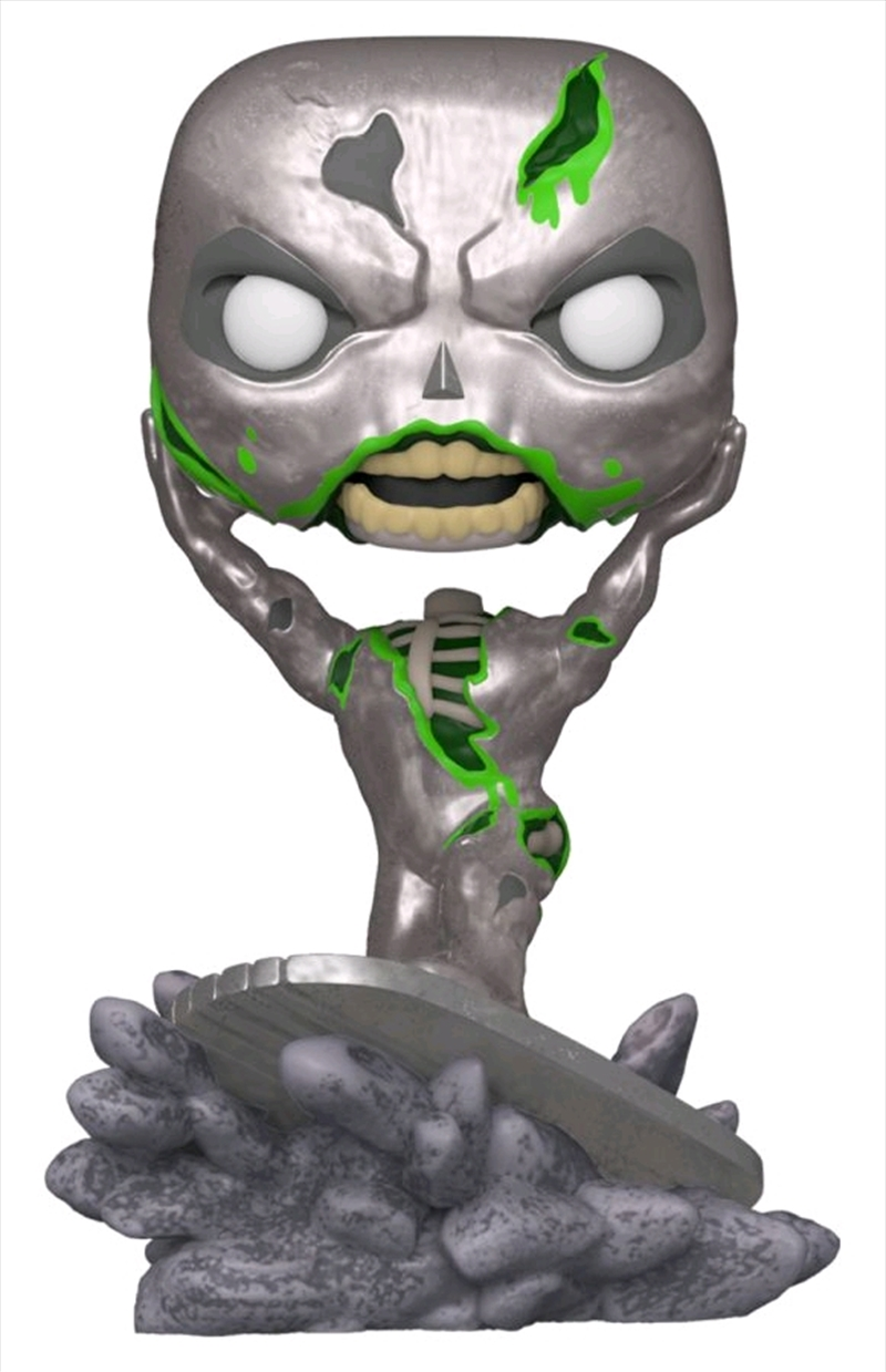 Marvel Zombies - Silver Surfer US Exclusive Pop! Vinyl [RS] | Pop Vinyl