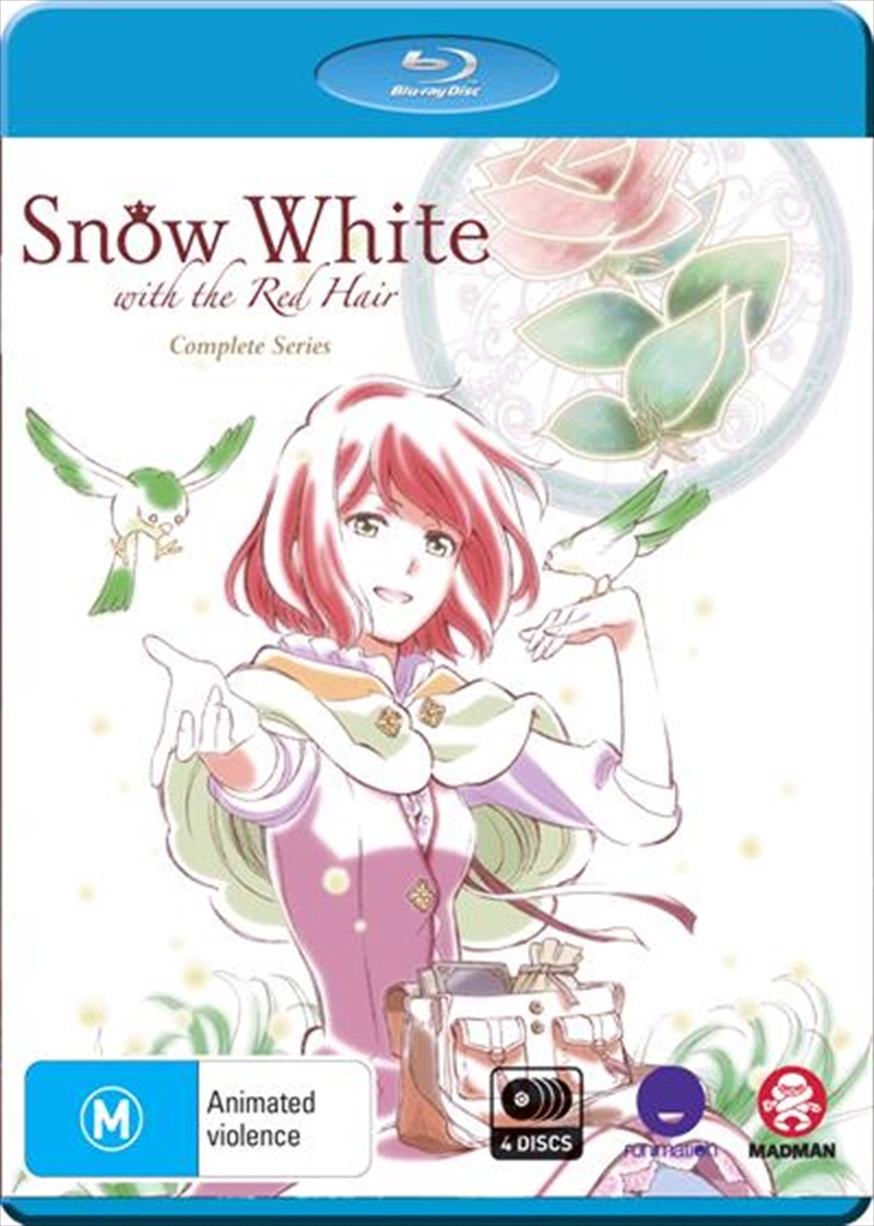 Snow White With The Red Hair | Complete Series | Blu-ray
