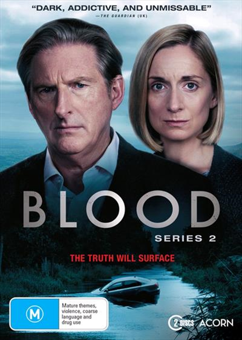 Blood - Series 2   DVD