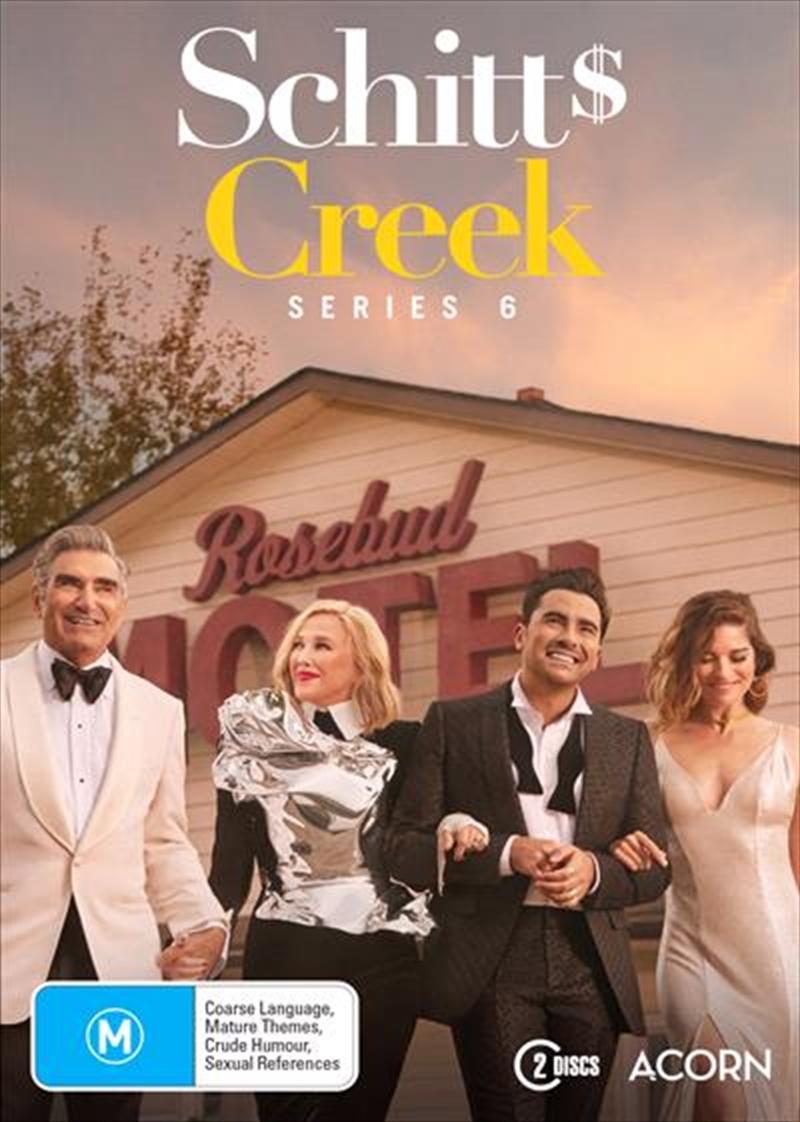 Schitt's Creek - Series 6 | DVD