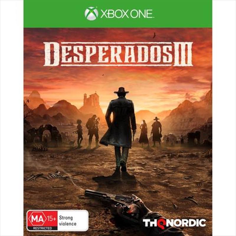 Desperados 3 | XBox One