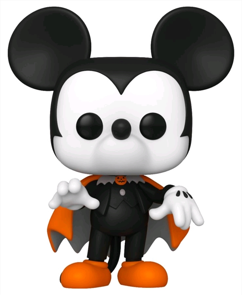 Mickey Mouse - Spooky Mickey Pop! Vinyl | Pop Vinyl