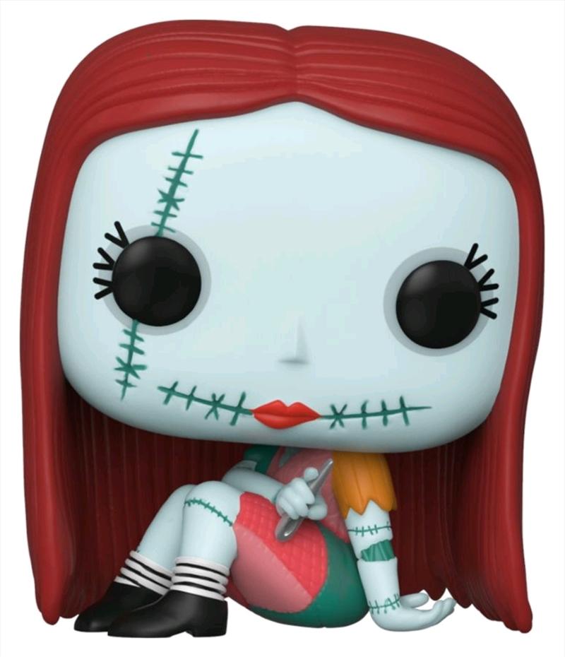The Nightmare Before Christmas - Sally Sewing Pop! Vinyl | Pop Vinyl