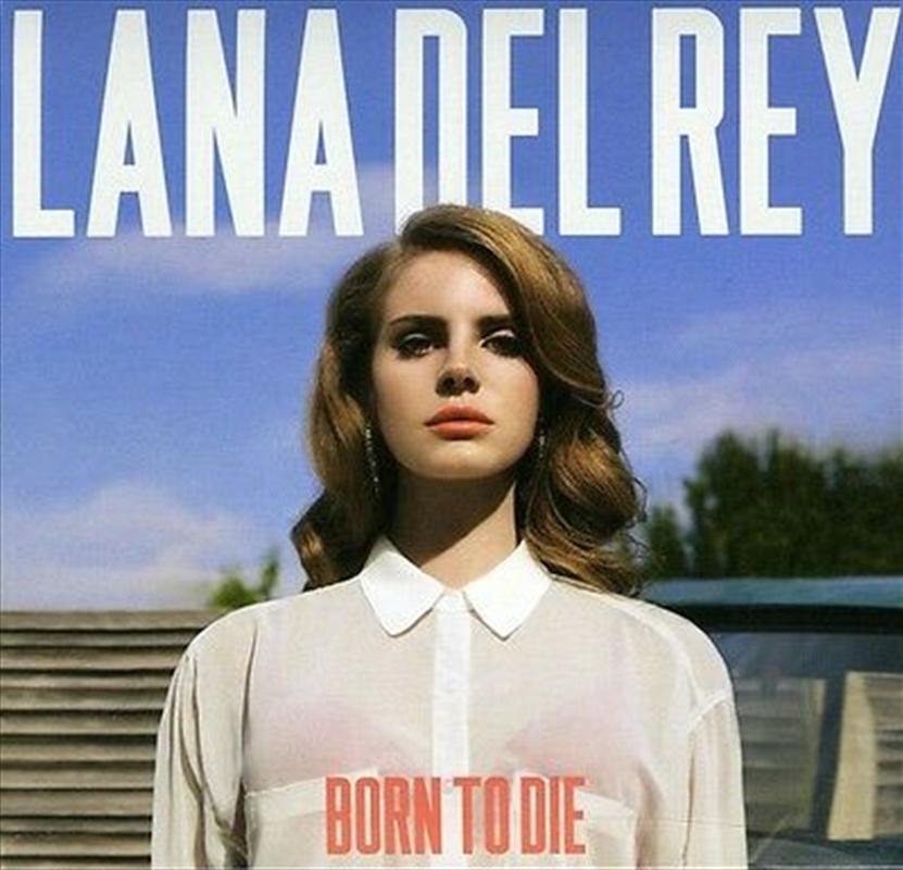 Born To Die   CD