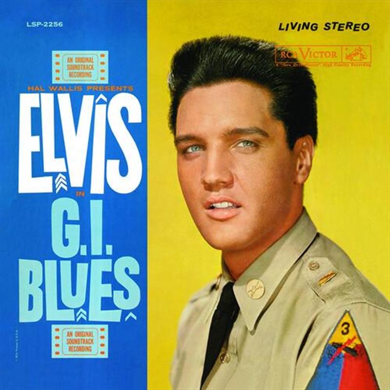 G.I. Blues | CD