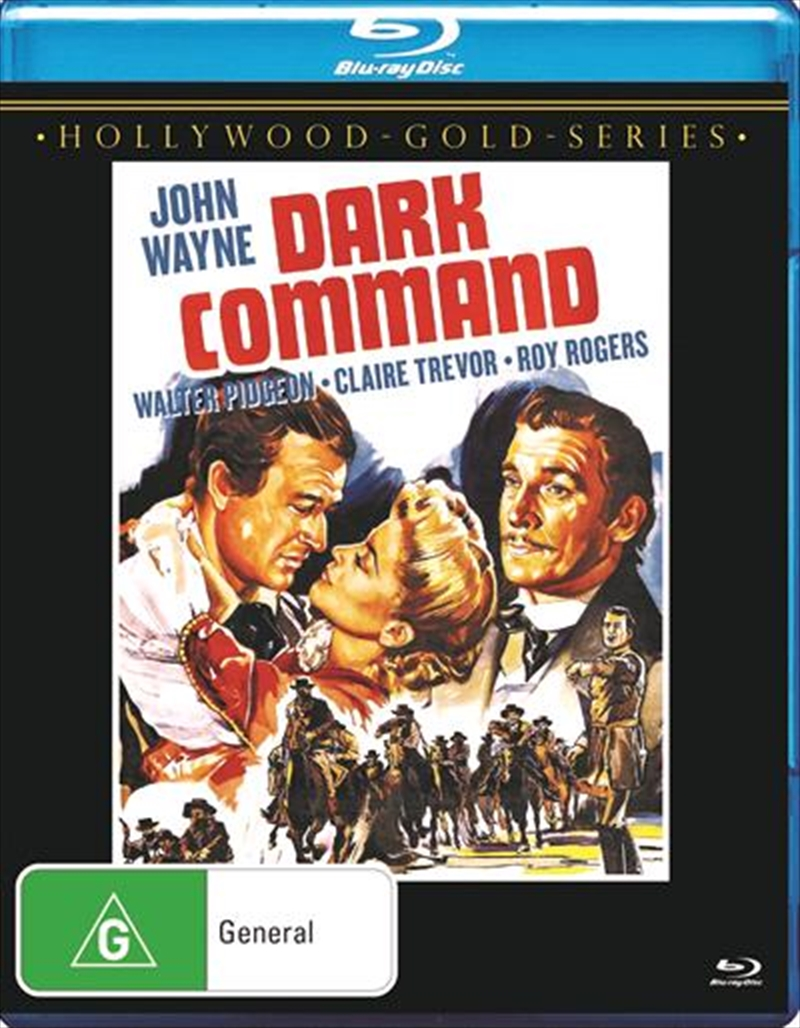 Dark Command | Blu-ray