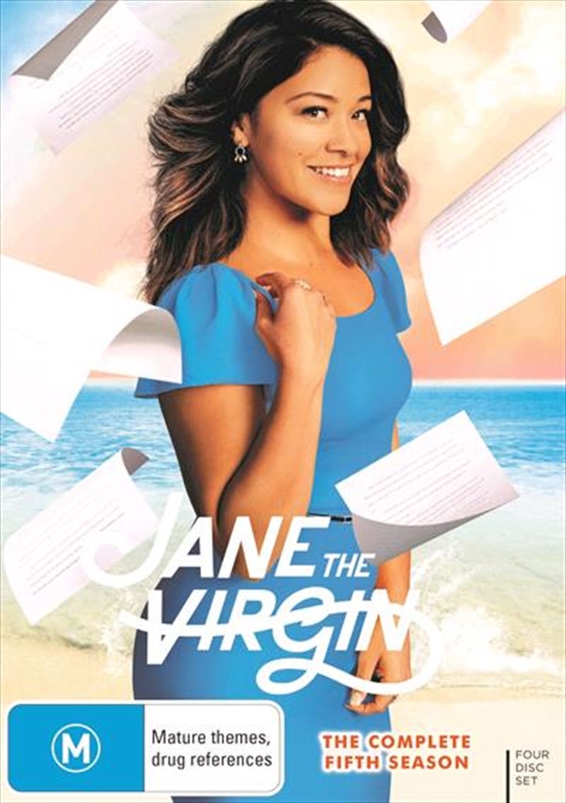 Jane The Virgin - Season 5   DVD