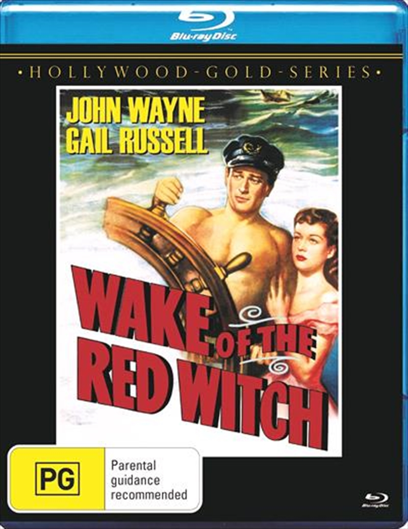 Wake Of The Red Witch | Blu-ray