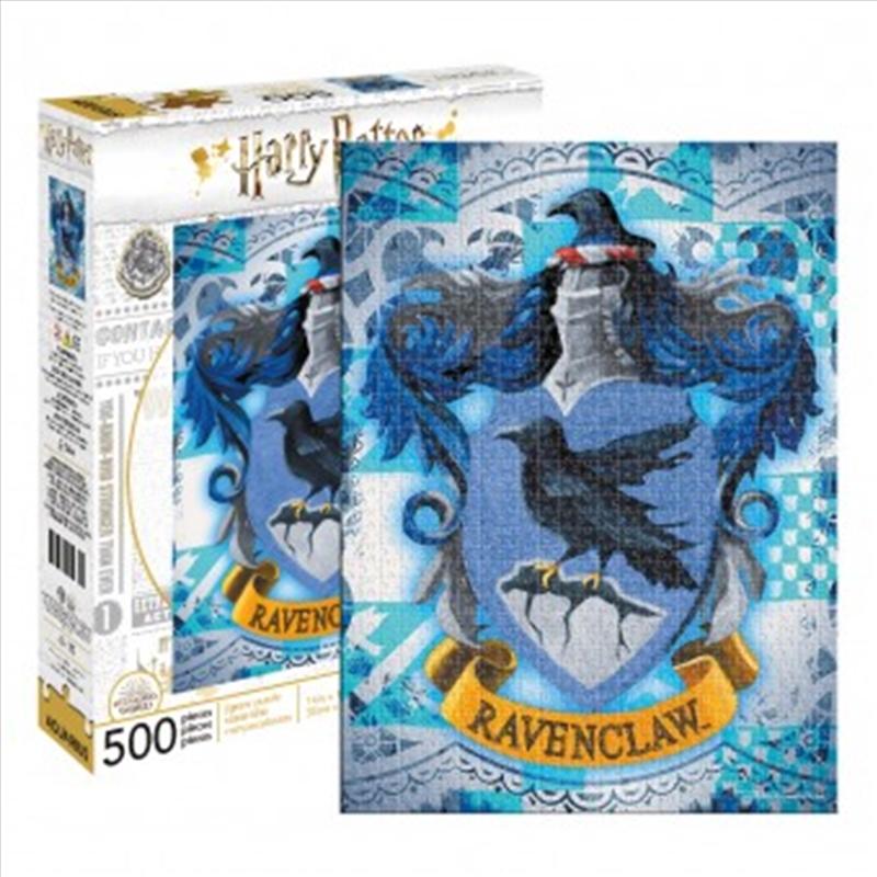 Harry Potter - Ravenclaw 500 Piece Puzzle | Merchandise