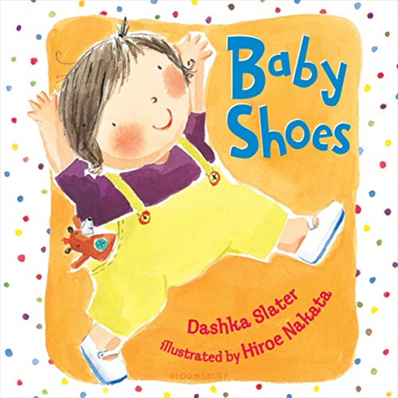 Baby Shoes (padded Board Book) | Board Book
