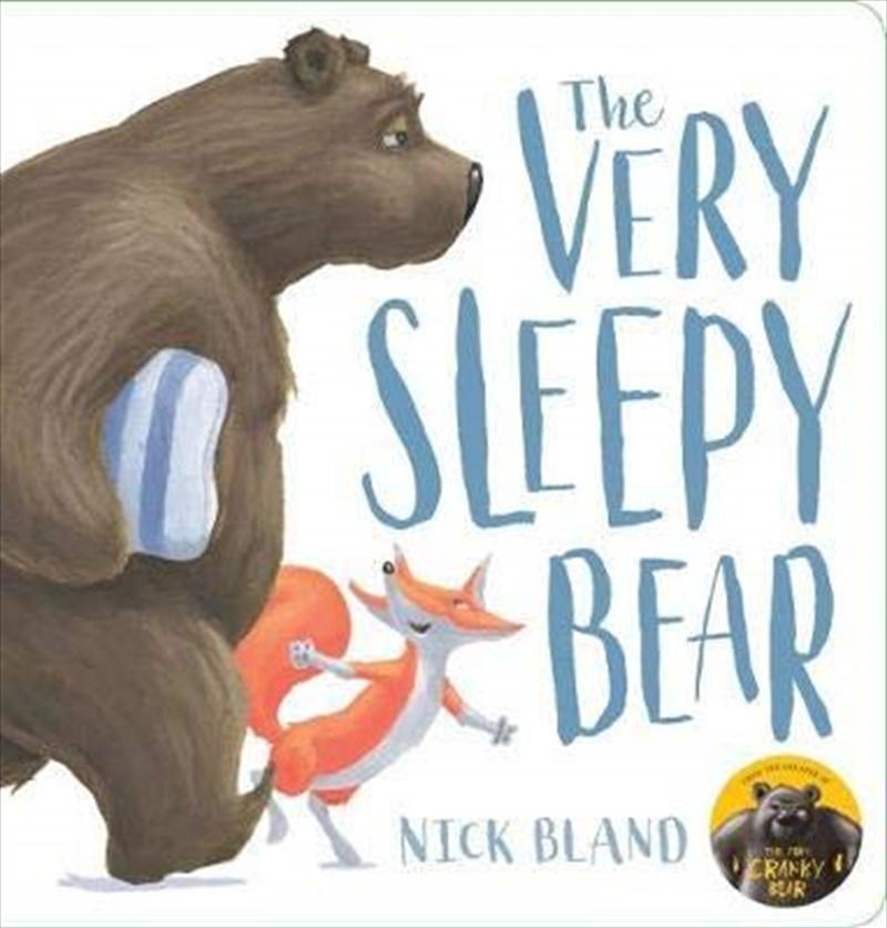 The Very Sleepy Bear (board Books) | Board Book