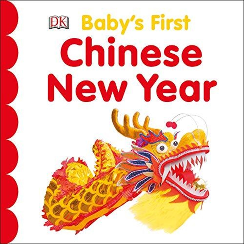Baby's First Chinese New Year (baby's First Holidays) | Hardback Book