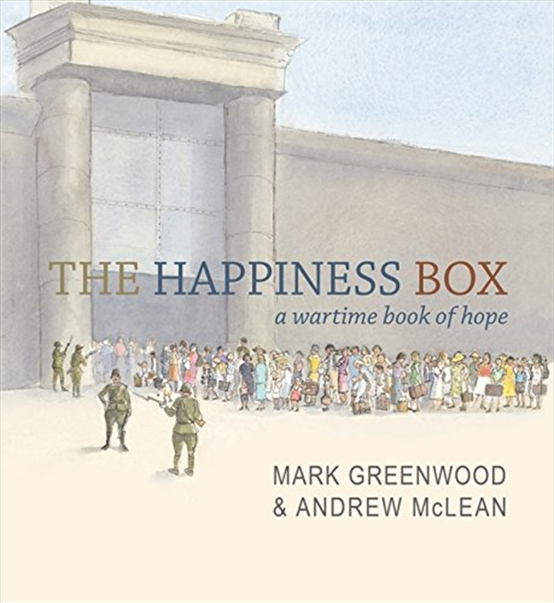 The Happiness Box (hardcover) | Hardback Book