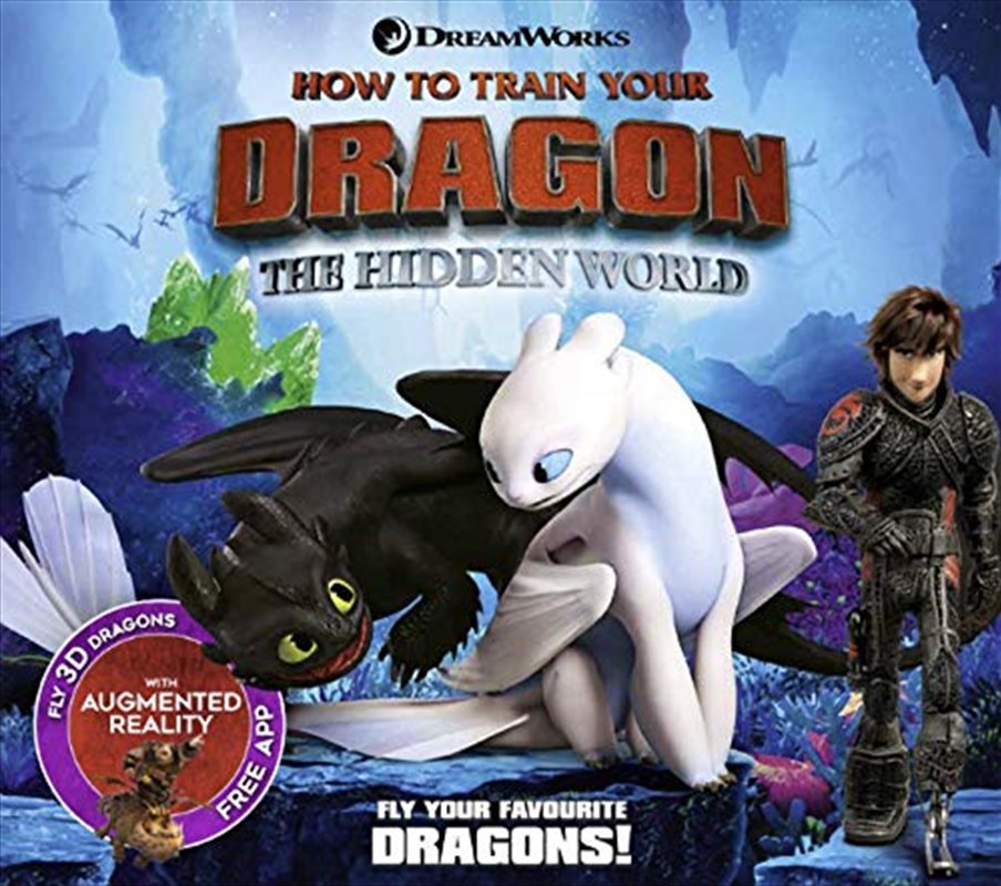 How To Train Your Dragon: The Hidden World | Hardback Book