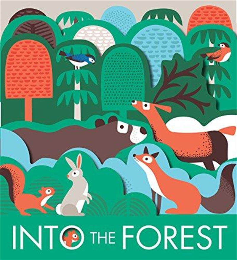Into The Forest | Hardback Book