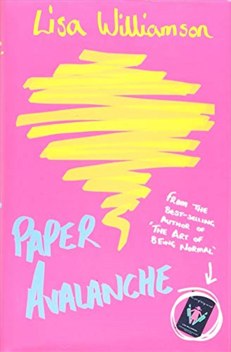 Paper Avalanche | Hardback Book