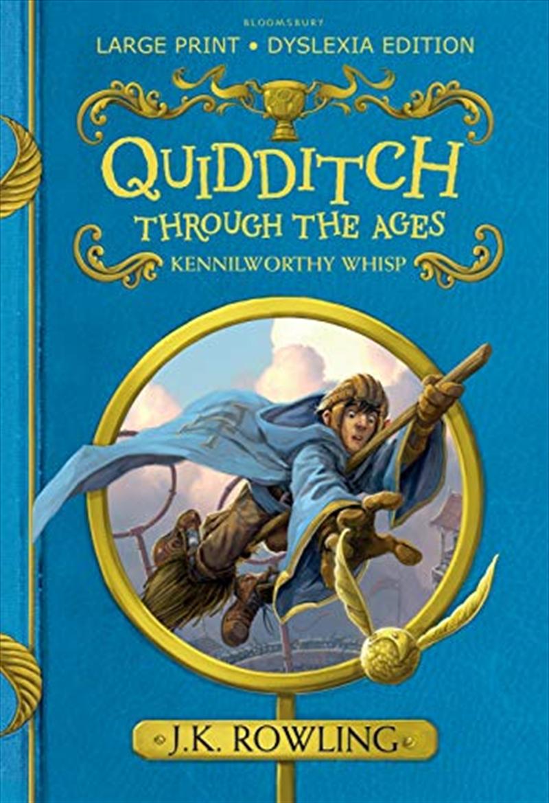 Quidditch Through The Ages   Hardback Book