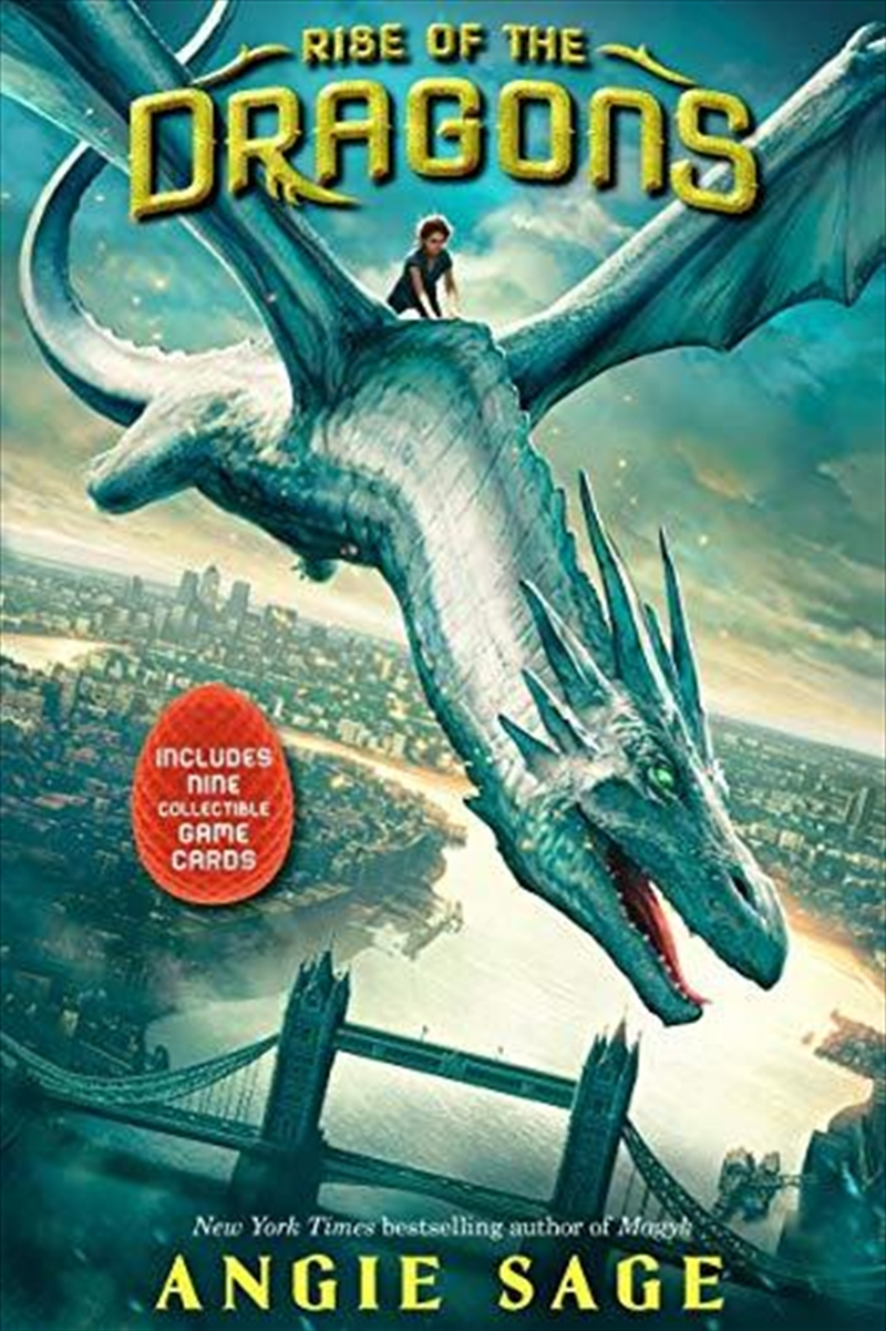Rise Of The Dragons | Hardback Book