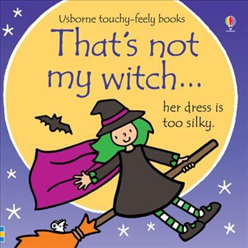 That's Not My Witch | Hardback Book