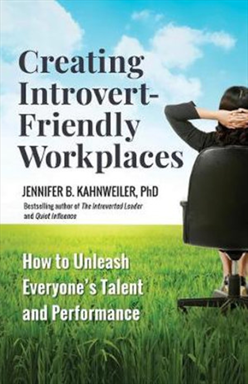 Creating Introvert-Friendly Workplaces | Paperback Book