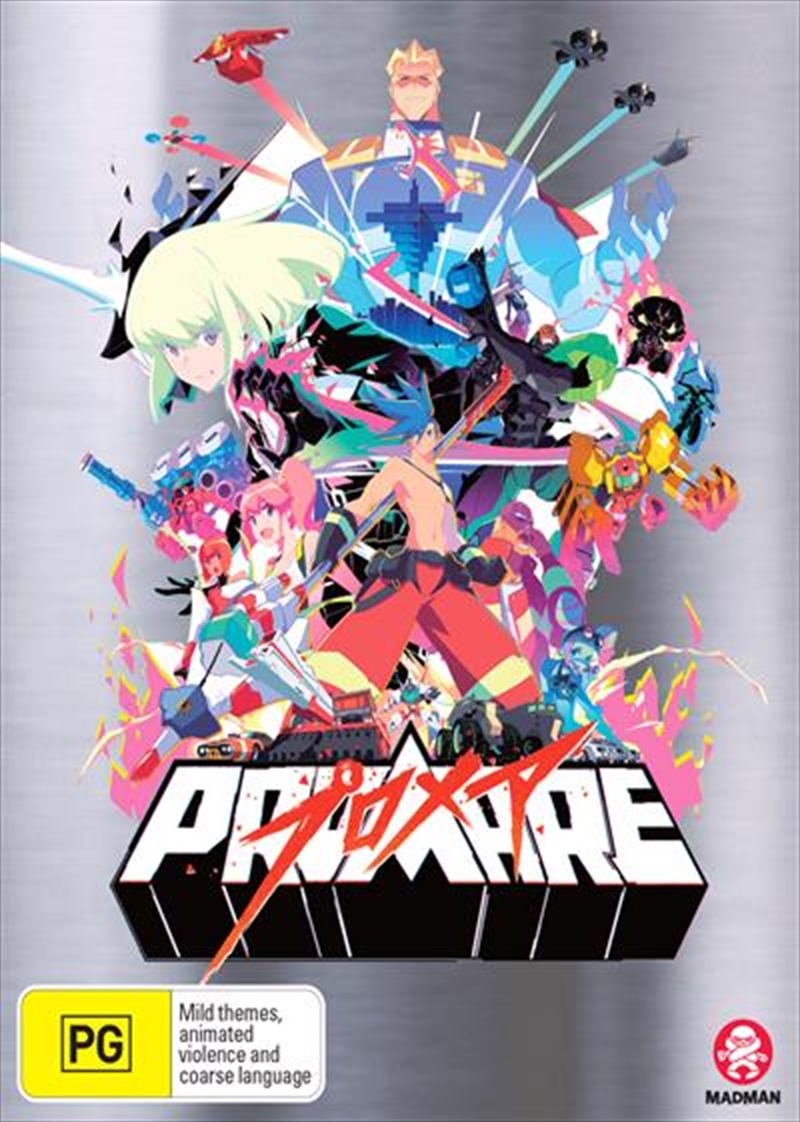 Promare - Limited Edition | Blu-ray