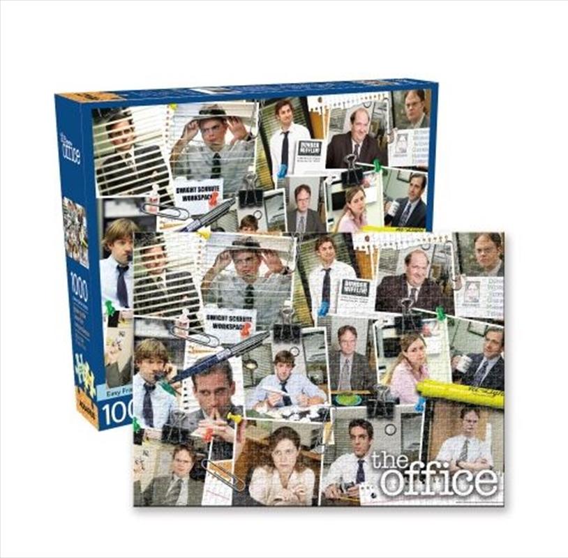 Office Cast 1000 Piece Puzzle | Merchandise
