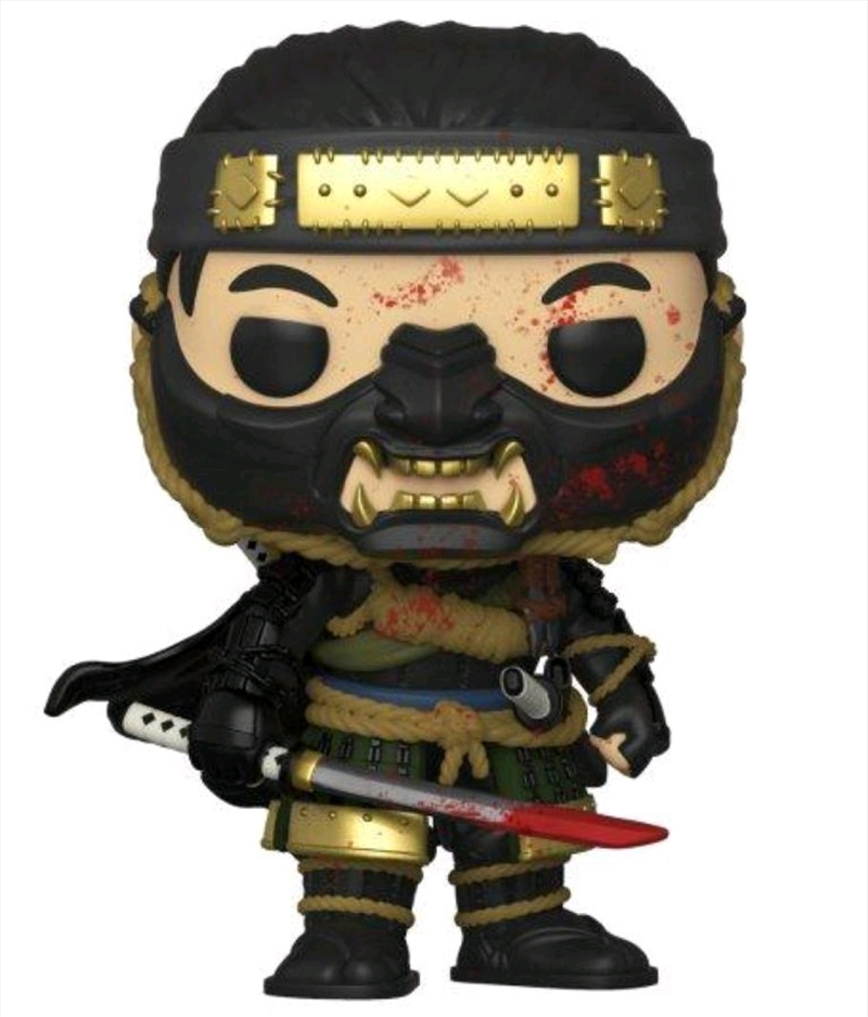 Ghost of Tsushima - Jin Sakai Bloody US Exclusive Pop! Vinyl [RS] | Pop Vinyl