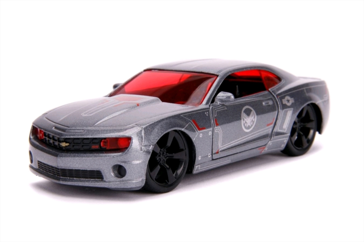 Iron Man - War Machine 2010 Chevy Camaro SS 1:32 Scale Hollywood Ride   Merchandise