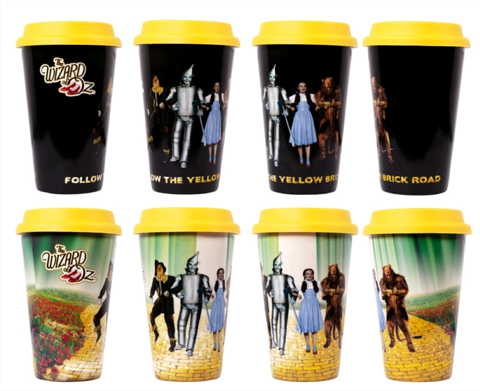 Wizard of Oz - Follow the Yellow Brick Road Heat ChangeKeep Cup | Merchandise