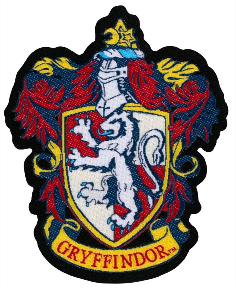 Harry Potter - Gryffindor Crest Patch | Merchandise