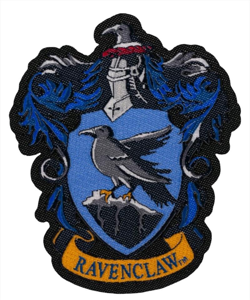 Harry Potter - Ravenclaw Crest Patch | Merchandise