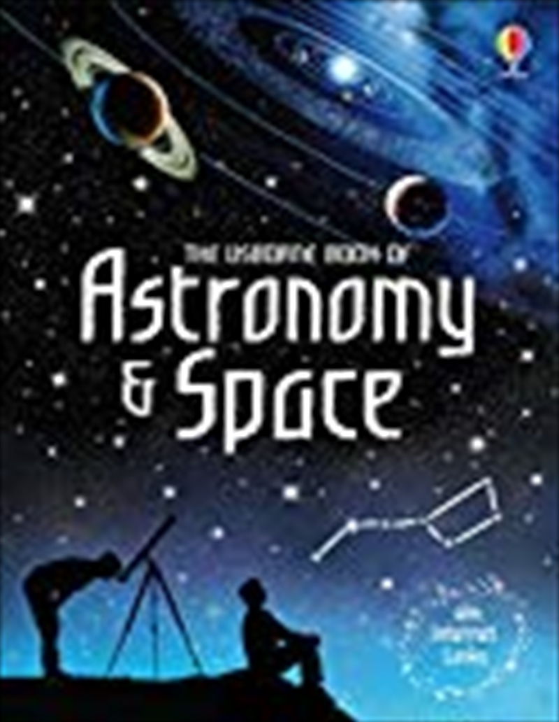Book Of Astronomy And Space | Paperback Book