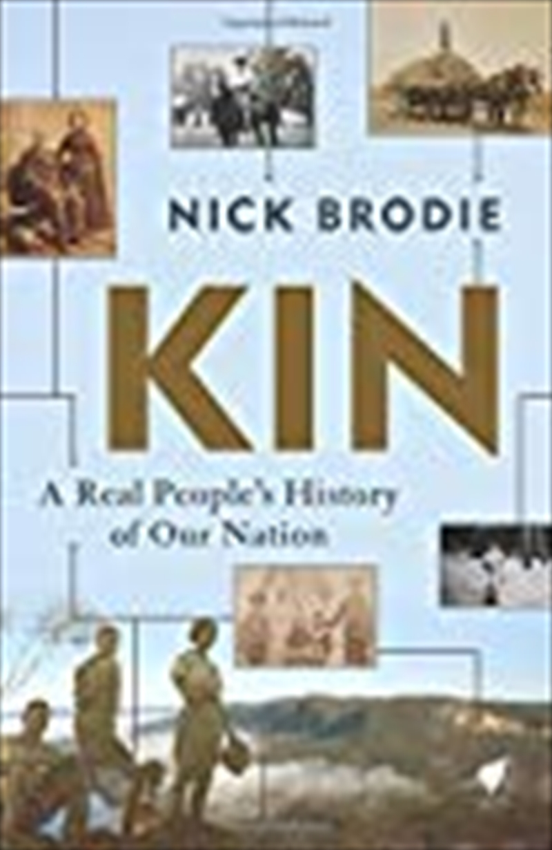 Kin: A Real People's History Of Our Nation | Paperback Book