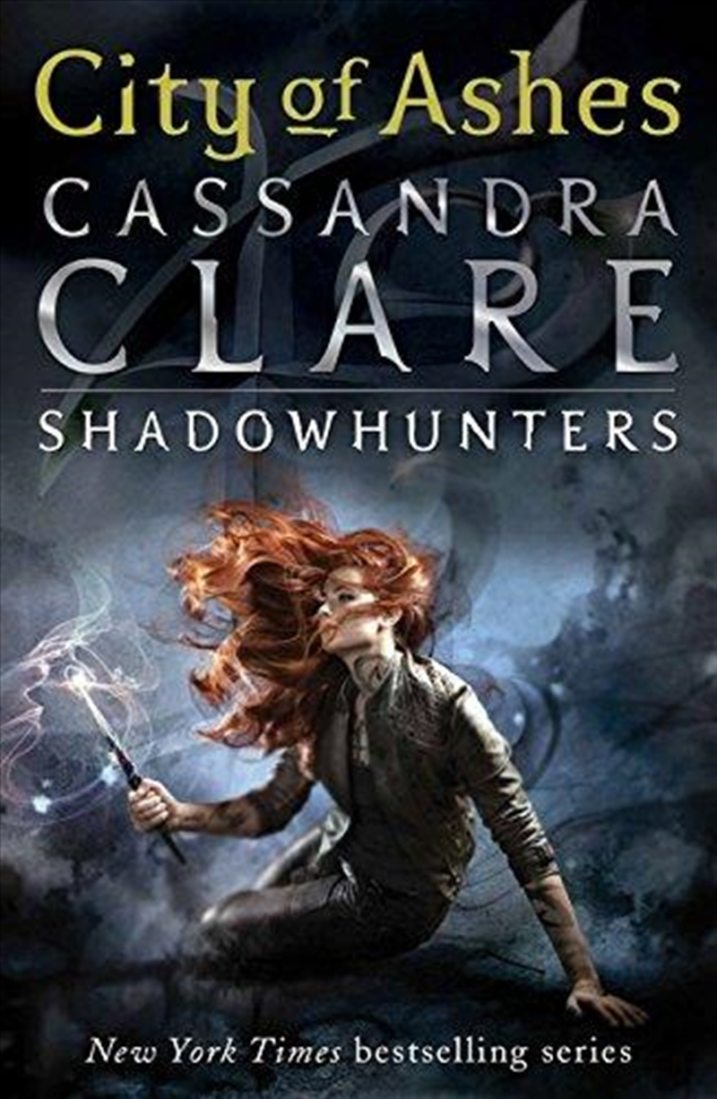 Mortal Instruments Bk 2: City Of Ashes   Paperback Book