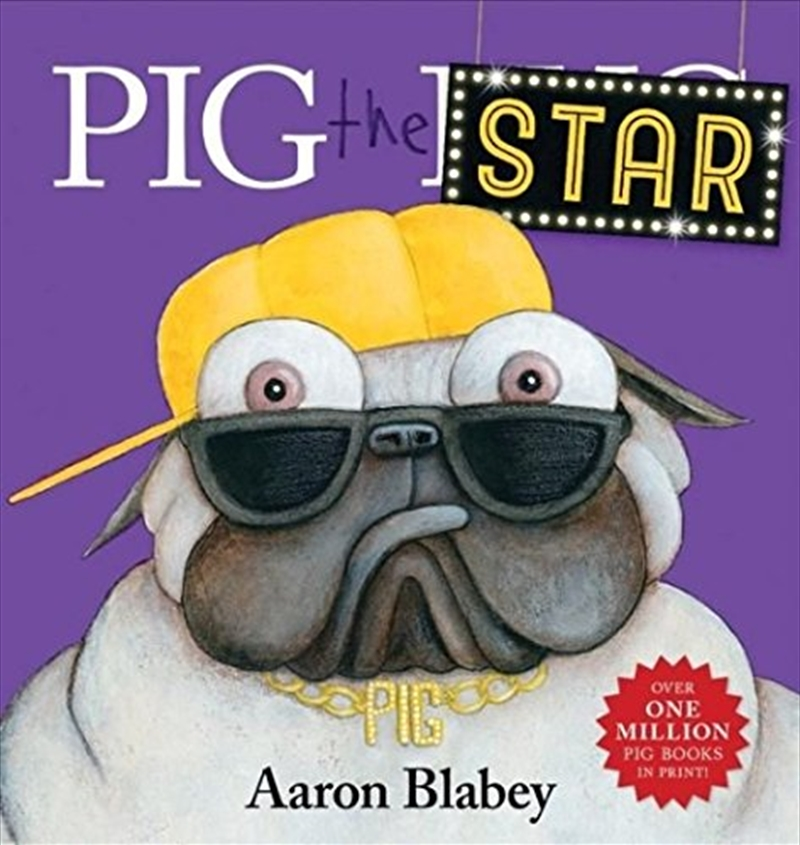 Pig The Star   Paperback Book