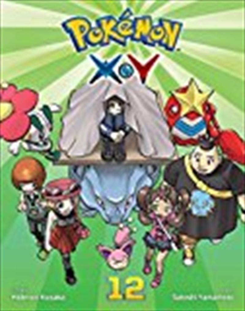 Pokémon X•y, Vol. 12 (pokemon) | Paperback Book