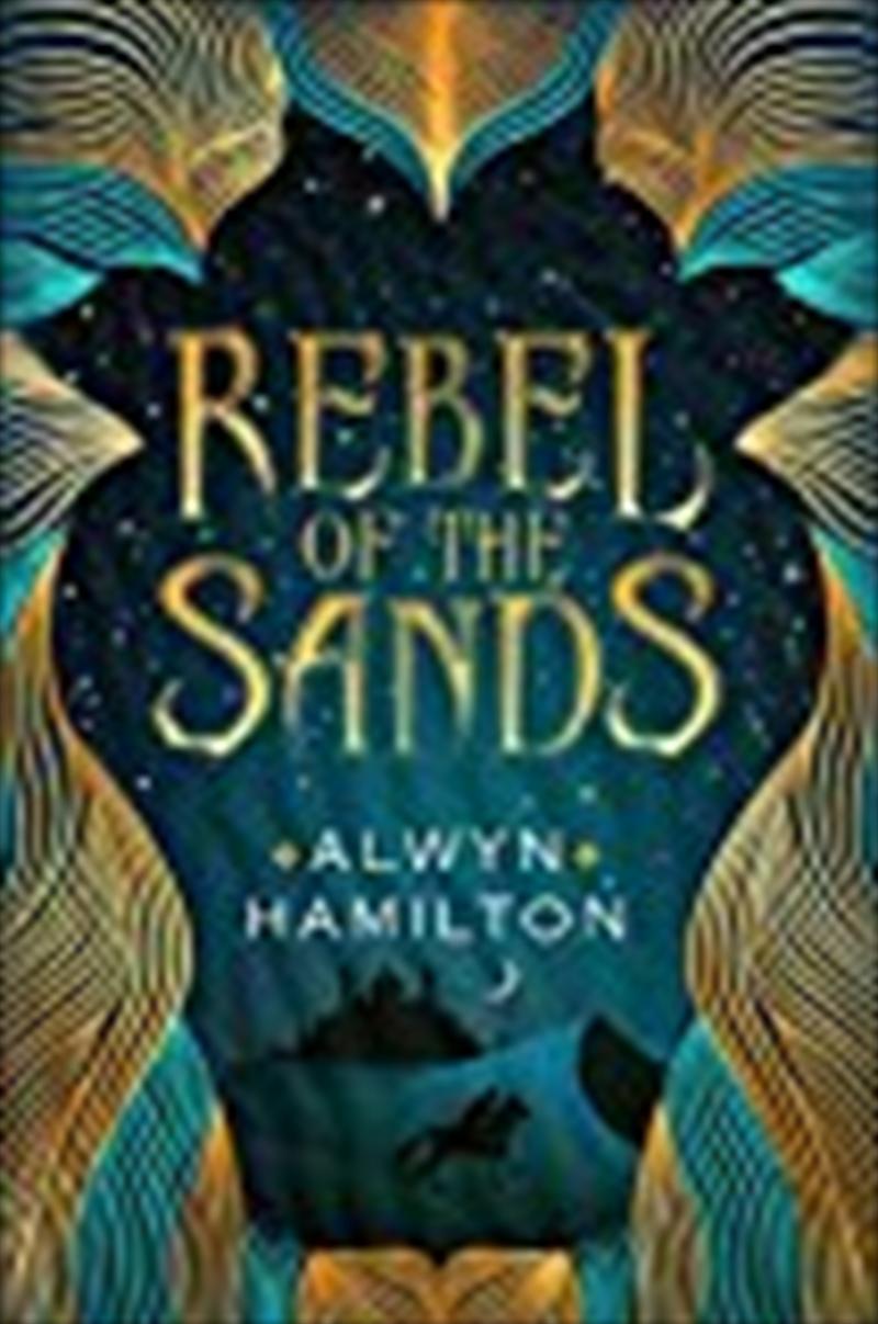Rebel Of The Sands | Paperback Book